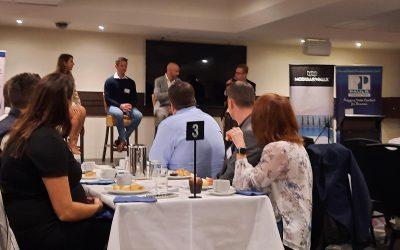 """Shirebiz Breakfast """"Building a dominant business in the Shire"""""""